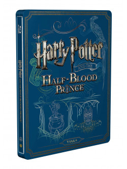Harry Potter E Il Principe Mezzosangue (Ltd Steelbook)