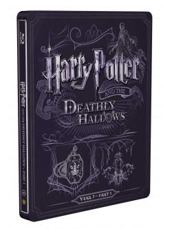 Harry Potter E I Doni Della Morte - Parte 01 (Ltd Steelbook)