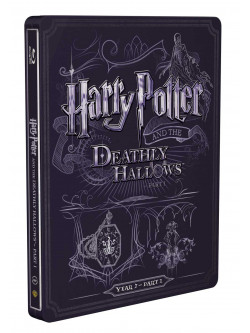 Harry Potter E I Doni Della Morte - Parte 01 (Ltd Steelbook)