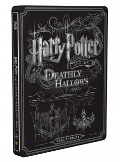 Harry Potter E I Doni Della Morte - Parte 02 (Ltd Steelbook)