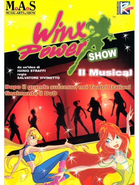 Winx Power Show - Il Musical