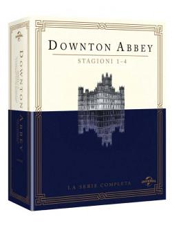 Downton Abbey - Stagione 01-04 (15 Dvd)