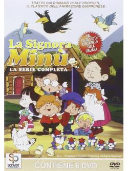 Signora Minu' (La) - Serie Completa (6 Dvd)