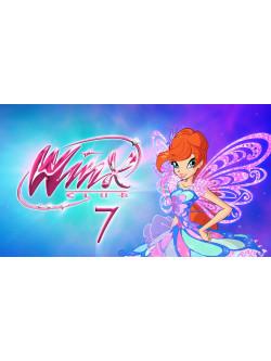 Winx Club - Stagione 07 (4 Dvd)