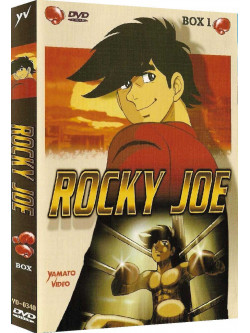 Rocky Joe - Stagione 01 02 (5 Dvd)