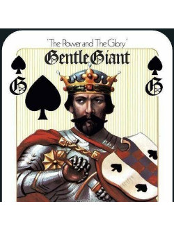 Gentle Giant - The Power And The Glory (Limited Edition) (Cd+Blu-Ray)