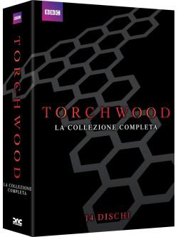 Torchwood - Collezione Completa (14 Dvd)