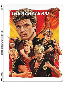 Karate Kid (Ltd Steelbook)