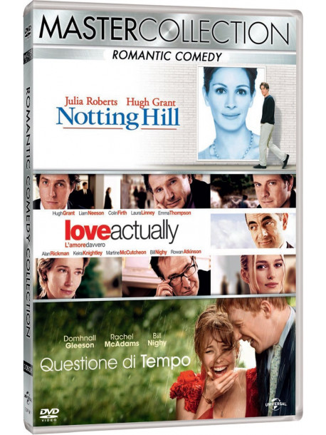 Richard Curtis Master Collection (3 Dvd)