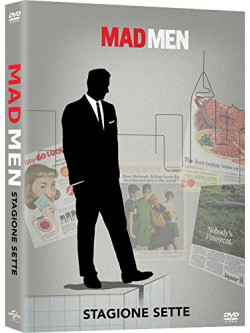 Mad Men - Stagione 07 (4 Dvd)