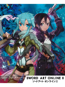 Sword Art Online II - Box 01 (Eps 1-14) (3 Blu-Ray)