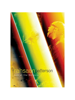 Rahsaan Patterson - Live At The Belasco