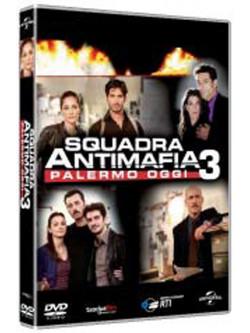 Squadra Antimafia - Palermo Oggi - Stagione 03 (3 Dvd)