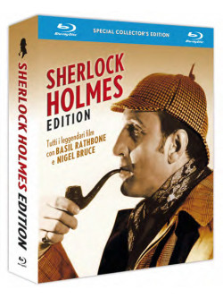 Sherlock Film Box Set (7 Blu-Ray)