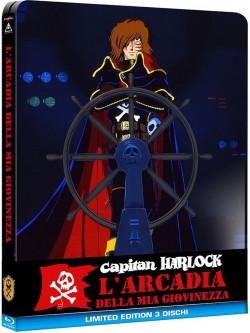 Capitan Harlock - L'Arcadia Della Mia Giovinezza (Steelbook Limited Edition) (Blu-Ray+2 Dvd)