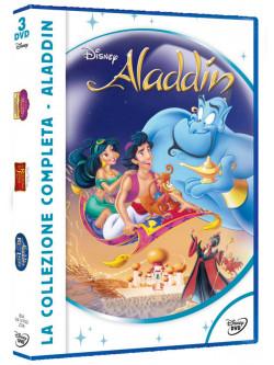 Aladdin - La Collezione Completa (3 Dvd)
