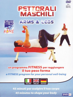 Pettorali Maschili - Arms And Legs