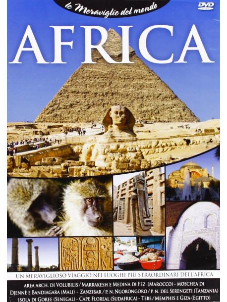 Meraviglie Del Mondo - Africa