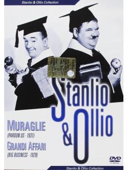 Stanlio E Ollio - Muraglie / Grandi Affari