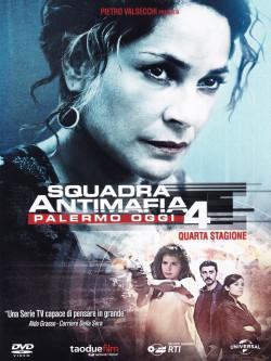 Squadra Antimafia - Palermo Oggi - Stagione 04 (4 Dvd)