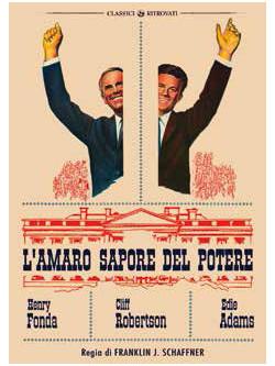 Amaro Sapore Del Potere (L')