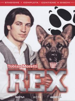 Commissario Rex (Il) - Stagione 01 (4 Dvd)
