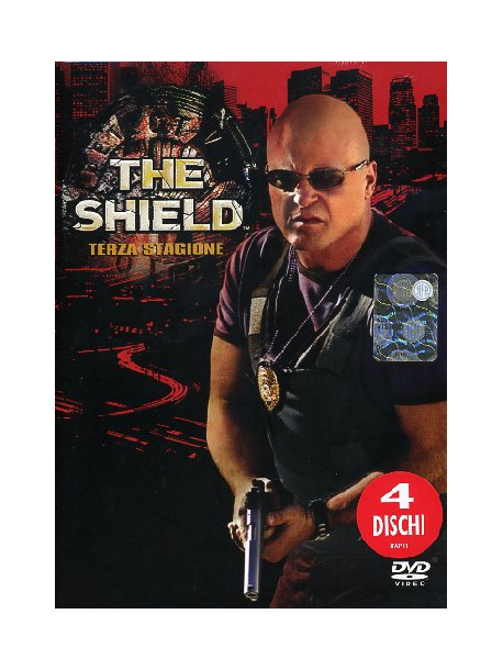 Shield (The) - Stagione 03 (4 Dvd)