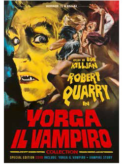 Yorga Il Vampiro Collection (2 Dvd)