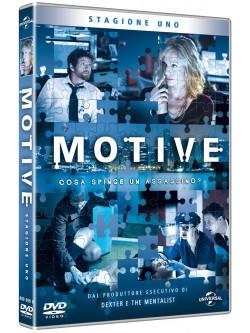 Motive - Stagione 01 (4 Dvd)