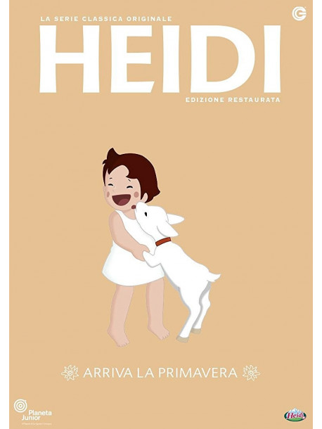 Heidi - Arriva La Primavera (Ed. Restaurata)