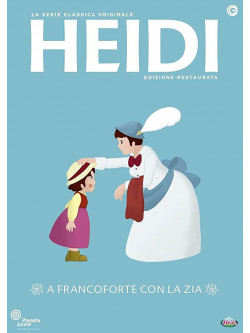 Heidi - A Francoforte Con La Zia (Ed. Restaurata)