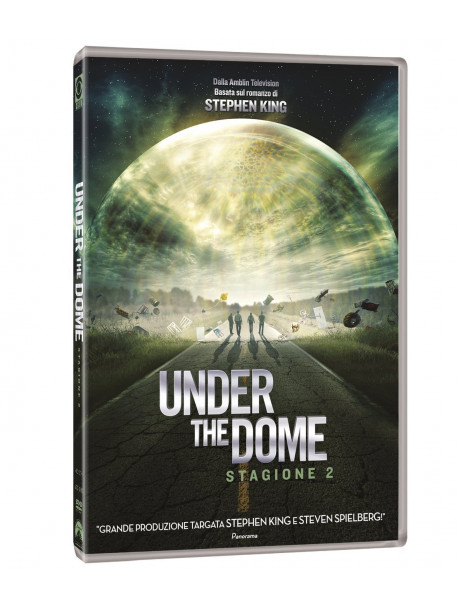 Under The Dome - Stagione 02 (4 Dvd)