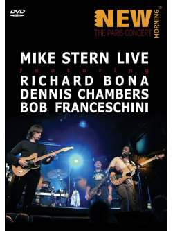 Mike Stern - Live: The Paris Concert