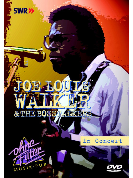 Walker Joe Louis - In Concert - Ohne Filter