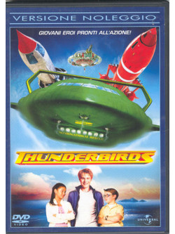 Thunderbirds (Ex-Rental)
