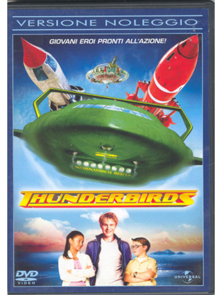 Thunderbirds (Ex-Rental)