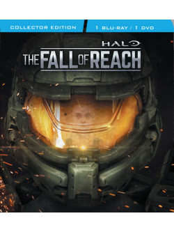 Halo - The Fall Of Reach (Combo Steelbook) (Blu-Ray+Dvd)