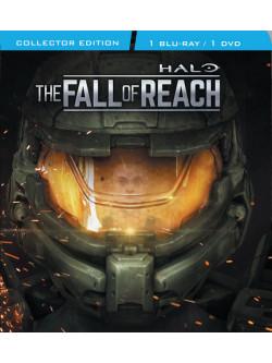 Halo - The Fall Of Reach (Combo Steelbook) (Blu-Ray+Dvd)