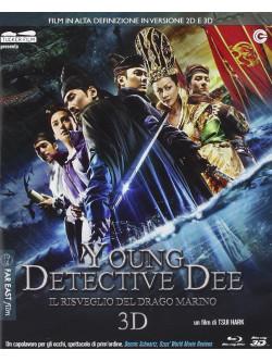 Young Detective Dee - Il Risveglio Del Drago Marino (3D) (Blu-Ray 3D)