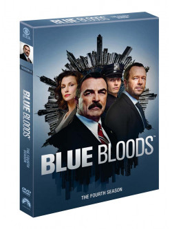Blue Bloods - Stagione 04 (6 Dvd)