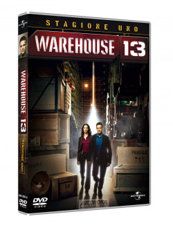 Warehouse 13 - Stagione 01 (4 Dvd)