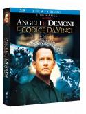 Codice Da Vinci (I) / Angeli E Demoni) (3 Blu-Ray)