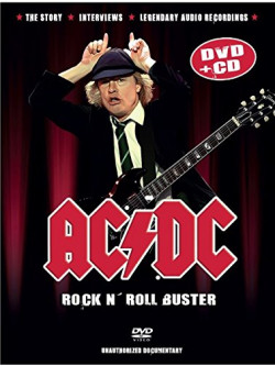 Ac/Dc - Rock N Roll Buster (Dvd+Cd)