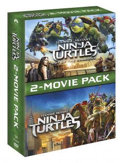 Tartarughe Ninja / Tartarughe Ninja 2 - Fuori Dall'Ombra (2 Dvd)