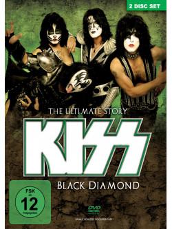 Kiss - Black Diamond / Unauthorized Documentary (2 Dvd)