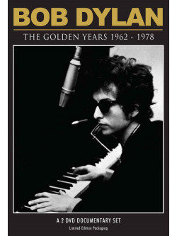 Bob Dylan - Bob Dylan, Golden Years 1962-78 (2 Dvd)