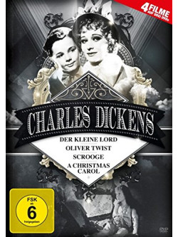 Charles Dickens - Der Kleine Lord, Oliver Twist, Scrooge And A Christmas Carol