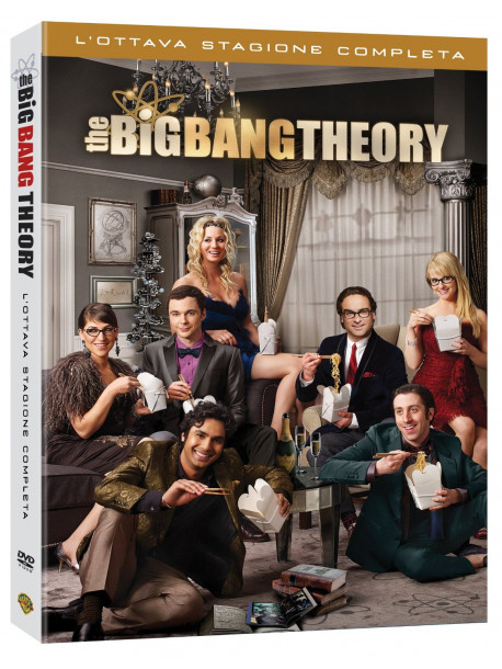 Big Bang Theory (The) - Stagione 08 (3 Dvd)