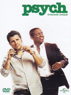 Psych - Stagione 5 (4 Dvd)