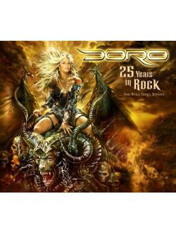 Doro - 25 Years In Rock (2 Dvd)
